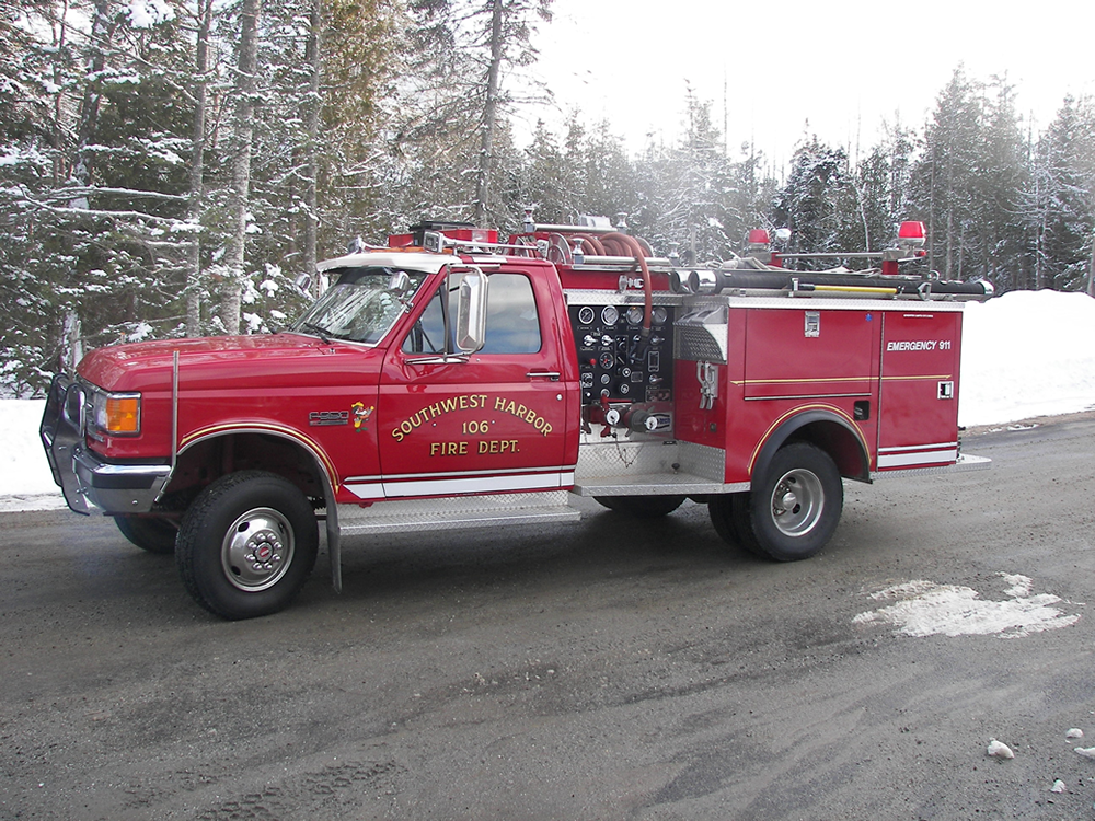 Engine106 on 1989 ford f350